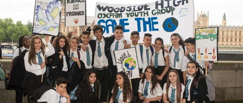 Case Study of Youth Actions: Woodside High School London, UK